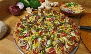 Luna Pizza Kitchen: Pizza and Sandwiches at Luna Pizza Kitchen (Up to 45% Off). Two Options Available.
