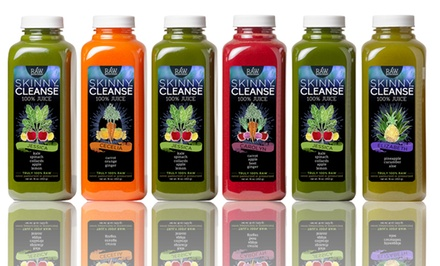 Juice Cleanses from Raw Generation (Up to 45% Off). Two Options Available.