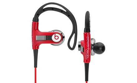 Beats by Dre Powerbeats Sports Headphones (Refurbished)