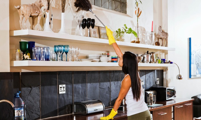 Nancy's Cleaning Service - Glennon Heights: One or Three Two-Hour Housecleaning Sessions from Nancy's Cleaning Service (Up to 64% Off)