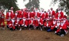 FieldWorks Events & Marketing Inc. - Freestone Park: $40 for Entry for Two to Team Santa Paws 1.2K Run from FieldWorks Events & Marketing Inc. ($60 Value)