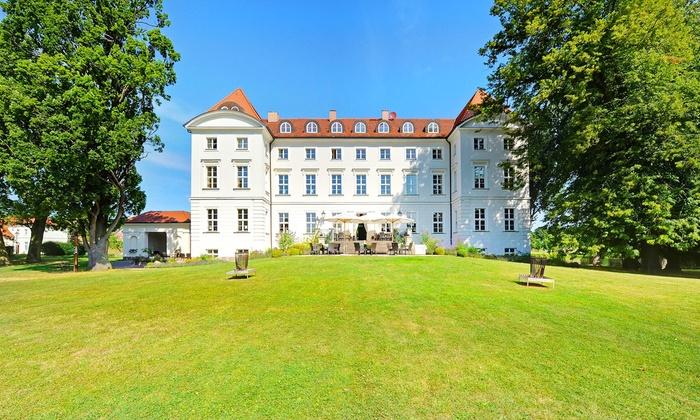 Residieren Im Schlosshotel In Mecklenburg Vorpommern Groupon