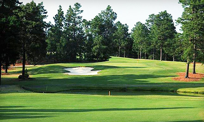 Beacon Ridge Golf & Country Club - West End: 18-Hole Round of Golf for Two or Four with Cart Rental at Beacon Ridge Golf & Country Club (Up to 60% Off)