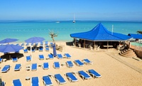 GROUPON: Jamaican Resort Along White-Sand Beachfront Negril Treehouse Resort