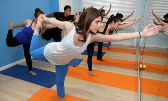 Flow Fitness - Pickering: 10 or 20 Yoga Classes at Flow Fitness (Up to 61% Off)
