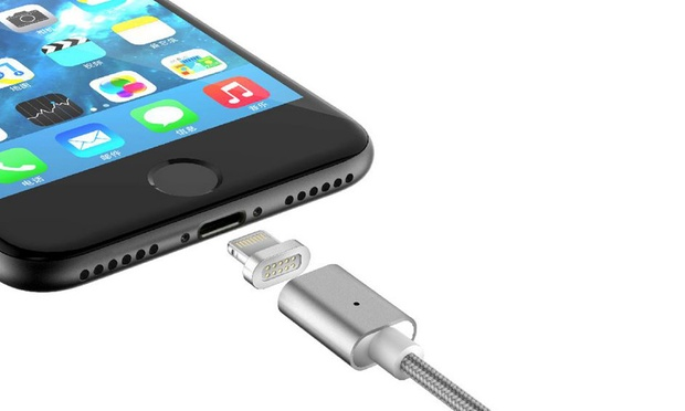 Magnetic Lightning Cable for Apple, Android and Type C: One (from $12) or Two (from $19)