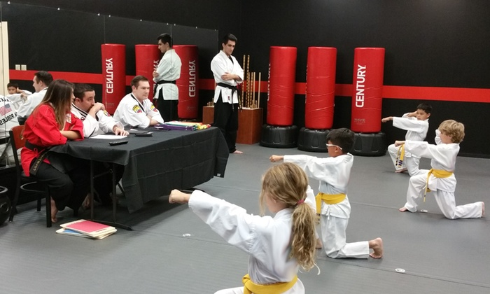 Red Line Martial Arts - Multiple Locations: $24 for $69 Groupon — Red Line Martial Arts