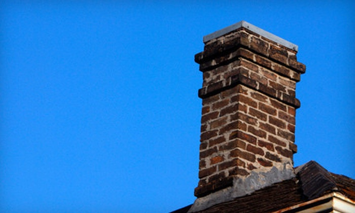 Eko Fresh Cleaning - Roswell: $83 for a Chimney-Sweep Package from Eko Fresh Cleaning ($199 Value)
