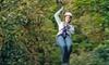 Squire BOONE Caverns Zipline Adventures - Heth: $64 for a Zipline Canopy Tour for Two at Squire Boone Caverns Zipline Course ($118 Value)