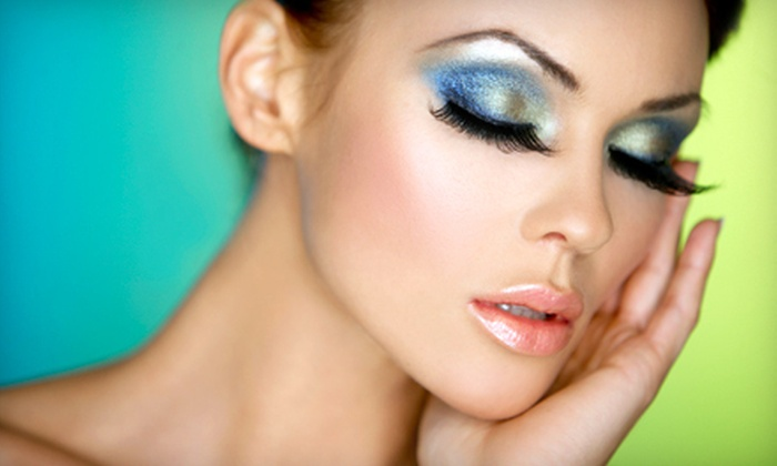 Polished Ultra Nail & Body Spa - Commack: $109 for a Full Set of Semi-Permanent Eyelashes at Polished Ultra Nail & Body Spa ($250 Value)
