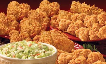 Game Day Platter, Family Feast Platter, or Super Seafood Platter at Popeyes Louisiana Kitchen (Up to 44% Off)