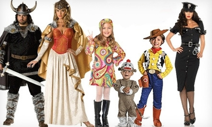 Costume Holiday House - Stony Prairie: $10 for $20 Worth of Costumes and Accessories at Costume Holiday House