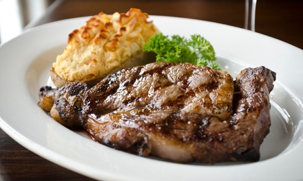 $27 for $50 Worth of Lunch or Dinner for Two or More at Steak Loft