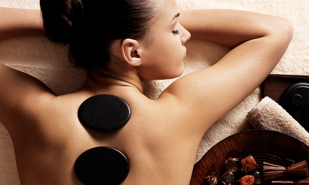 Swedish Massages or Hot Stone Massage, Each with Aromatherapy at SpaForever (Up to 63% Off)
