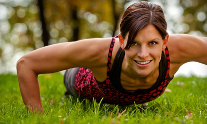 One to One Health  - Multiple Locations: 5 or 10 Boot-Camp Classes or Six Weeks of Boot-Camp Classes at One to One Health in Scotts Valley (Up to 79% Off)