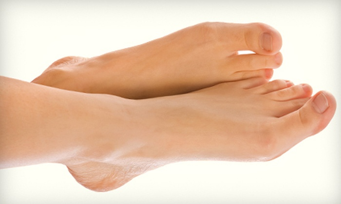 Tuscany Podiatry, P.C. - Tuscaloosa: Laser Nail-Fungus Removal for One or Two Feet at Tuscany Podiatry, P.C. (Up to 73% Off)