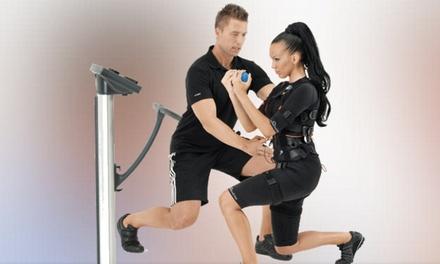 4, 6 u 8 electroestimulación muscular con entrenador personal para uno desde 44,90 € en Eseltia