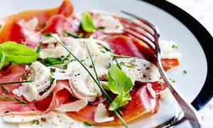 Le bistro: Gastronomie provençale avec entrée, plat et dessert à la carte pour 2 personnes dès 39,90 € au Bistro de Cassis
