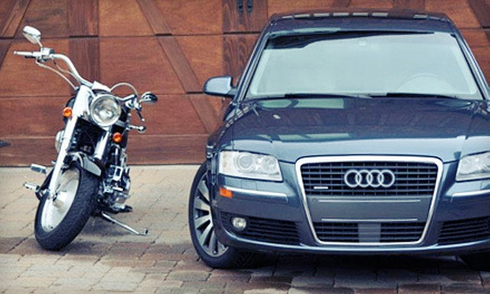 Mobile Detailing for Auto, RV, Boat, or Motorcycle from Diamond Line Detail (Up to 60% Off). Five Options Available.