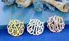 Up to 76% Off Necklaces from Monogram Online
