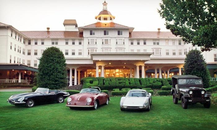 Pinehurst Concours d'Elegance - Pinehurst: Vintage Auto Showcase Visit for Two or Four on Sunday, May 5, at Pinehurst Concours d'Elegance (Up to 53% Off)
