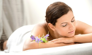 The Wellness Center of London Square: Mom-Daughter Facial, Massage, or Both or Princess Party at The Wellness Center of London Square (Up to 53% Off)