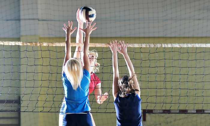 Tidewater Volleyball Association - North Central: Three Play All Night Passes, or a Kids' Clinic for One at Tidewater Volleyball Association (Up to 43% Off)