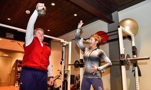 Athletic Coaching with Yelena: Two, Four, or Six Personal-Training Sessions from Athletic Coaching with Yelena (Up to 53% Off)