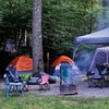 Up to 52% Off a Campsite and Boat Rental