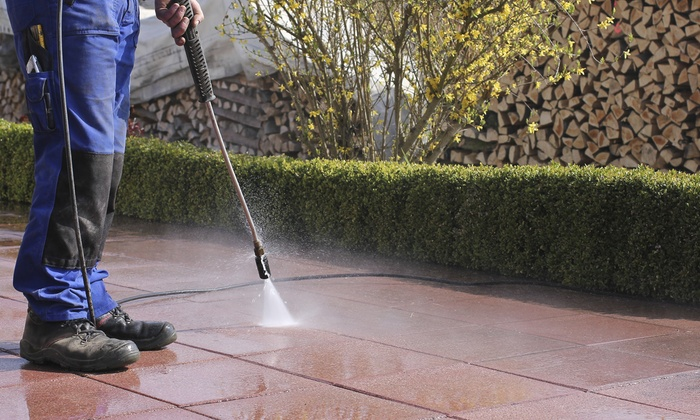 Best Choice Pressure Cleaning and Landscaping - Memphis: Sidewalk or Concrete Pressure Washing from Best Choice Pressure Cleaning (65% Off)