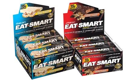 Eat smart protein bar