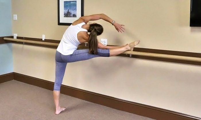 Ultima Fitness - Wellington: 5 or 10 Barre Classes at Ultima Fitness (Up to 61% Off)