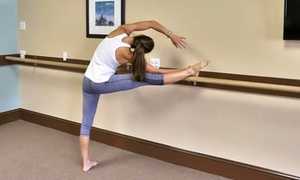 Ultima Fitness: 5 or 10 Barre Classes at Ultima Fitness (Up to 61% Off)