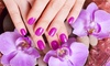 Nails by Marissa - Summerlin: One or Three Manicures with Gel Polish at Nails by Marissa at Posaré Salon (Up to 58% Off)
