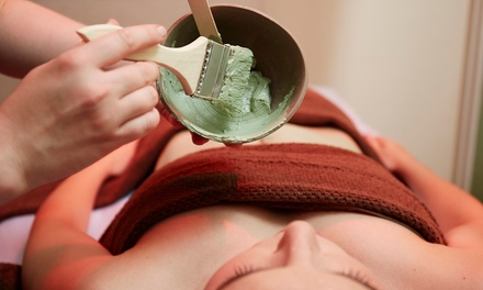 One or Two Seaweed Body Wraps at Salon MohVi & Spa (Up to 50% Off)