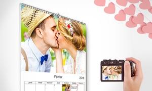 Photo calendrier personnalisé A3