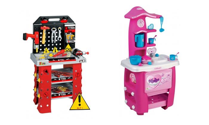 Giocattoli per bimbi e bimbe groupon goods - Cucine bimbe giocattoli ...