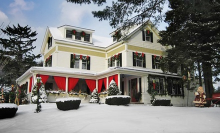 groupon daily deal - 2-Night Stay for Two in the Main House at Puffin Inn in Ogunquit, ME. Combine Up to 4 Nights.