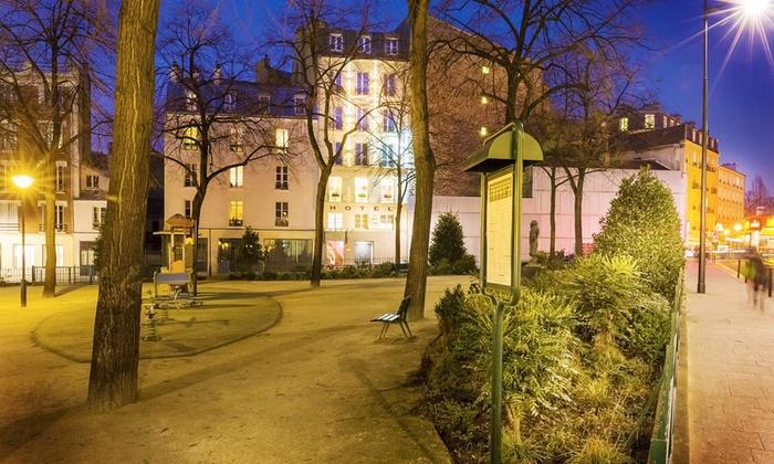 H tel du parc paris ile de france groupon getaways - Maison de la literie montparnasse ...