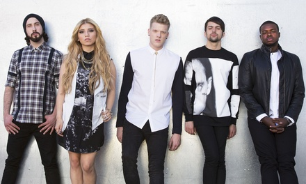 Not So Silent Night Featuring Pentatonix, Flo Rida, and Echosmith on December 15 at 6 p.m.