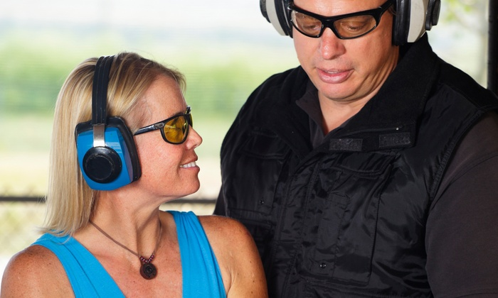 Top Shot Class - River Grove: Introductory Firearm-Safety Class for One or Two at Top Shot Class (52% Off)