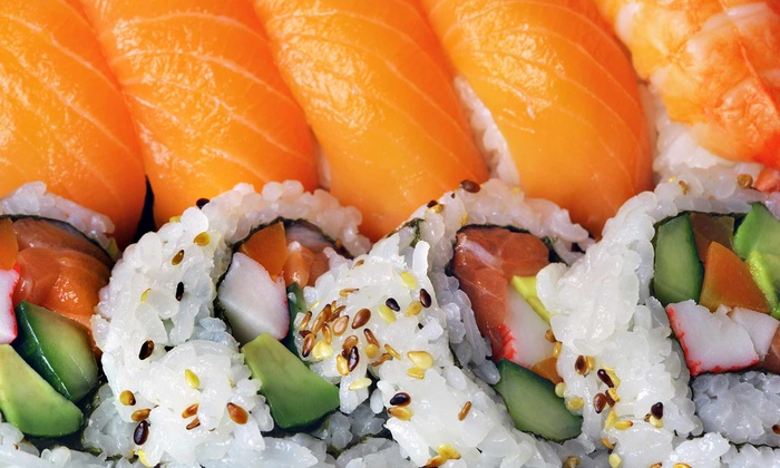 Sake Bar Kushi - Chaplin Estates: Sake Bar Kushi (Up to 50% Off). Two Options Available.