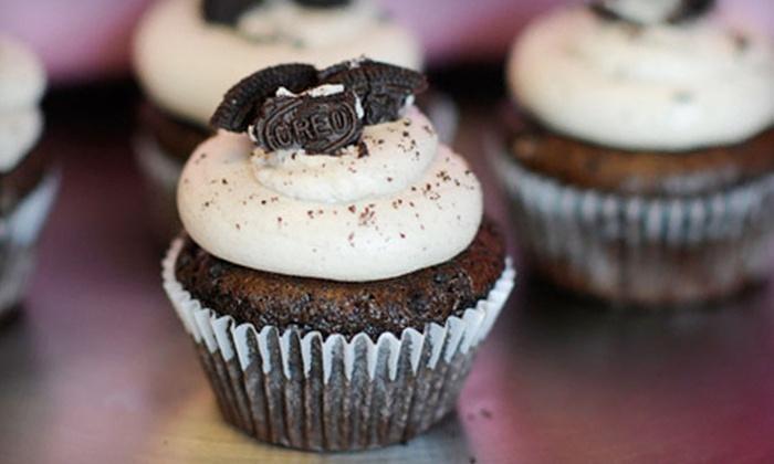 Bubba Sweets - Huntington Beach: $6 Worth of Cupcakes