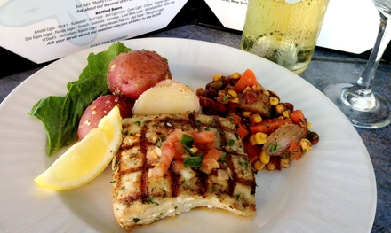 Dinner for Two or Four at Bonefish Willy's Riverfront Grille (Up to 42% Off)