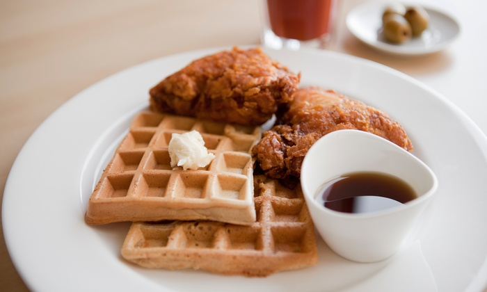 Legends Cafe - Las Vegas: Soul Food for Two or Four at Legends Cafe (Up to 50% Off)