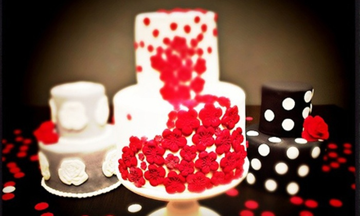 Mother of Cakes - Trexlertown: Cake Decorating 101 or 201 Class for One or Two at Mother of Cakes (Up to 58% Off)