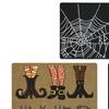Spooky Halloween Doormats