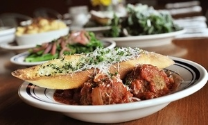 The Shoppe Bar and Meatball Kitchen: Handcrafted Meatballs at The Shoppe Bar and Meatball Kitchen (Up to 46% Off). Three Options Available.