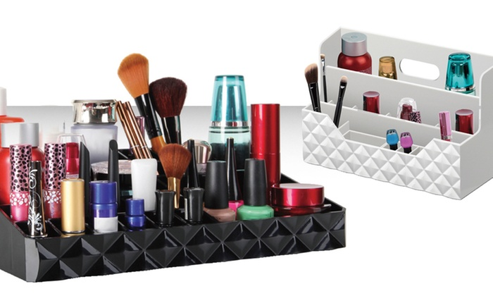 Bathroom Makeup Organizers bathroom makeup organizers | groupon goods