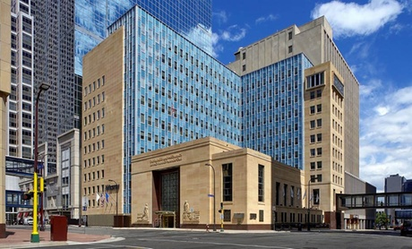 Stay with In-Room WiFi at 4-Star Top-Secret Minneapolis Hotel, MN. Dates into March 2018. photo